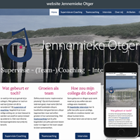 Website Jennemieke Otger
