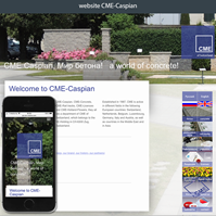 website CME-Caspian